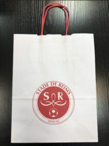 sac papier pour club de football